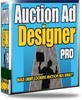 Thumbnail Auction Ad Designer PRO (with ebook)