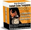 Thumbnail Instant Ezine Templates Gold