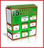 15 Complete MiniSites Sets (MRR)