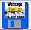 WebPage Locker - Encrypt & Protect