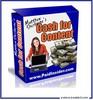 Thumbnail Cash For Content (MRR) - Start Making Money Immediately