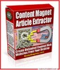 Content Magnet Article Extractor (MRR)