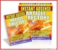 Instant Adsense Article Directory (MRR) - Money with Adsense