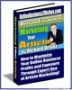 Thumbnail Quick and Easy Guide to Marketing Your Article (MRR)