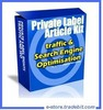 Thumbnail Private Label Article Kit Traffic and SEO