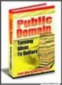 Thumbnail Public Domain Turn Ideas To Dollar$