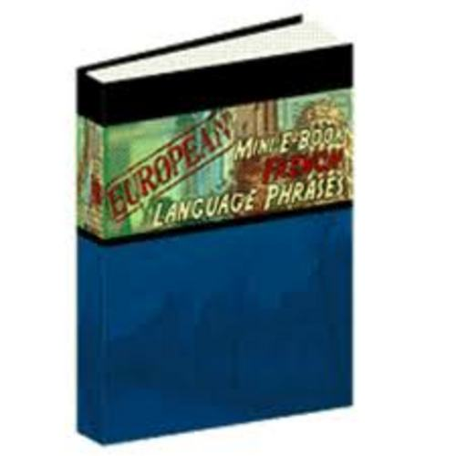 Product picture Language : French Phrases (mini-ebook)