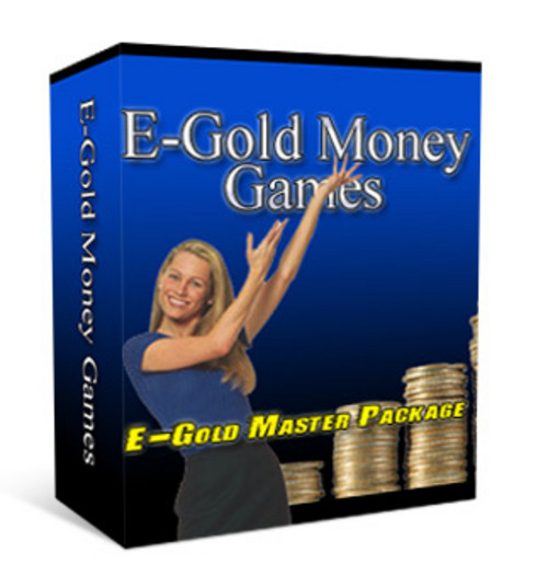 Product picture E Gold Money Games (scripts php)