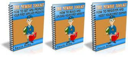 Product picture The NewbieToolkits (Triple Play)