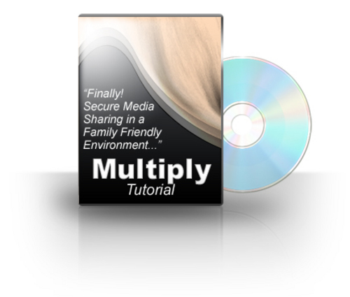 Product picture Multiply Social Network Traffic Tutorial Video
