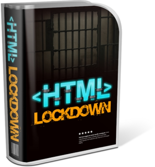 Product picture HTML LockDown (program)