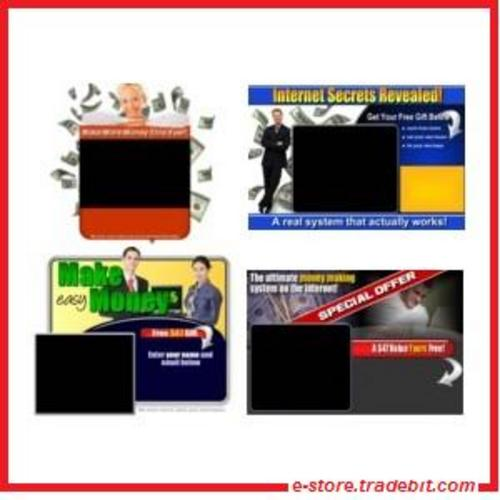 Product picture Video Squeeze Templates