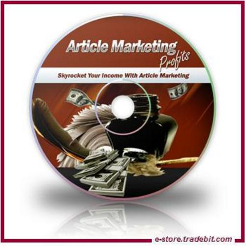 Product picture Article Marketing Profits (MRR)