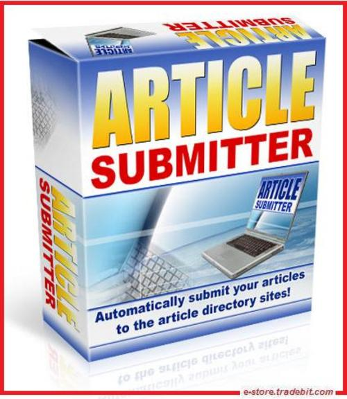 Product picture Article Submitter - Generate More Traffic