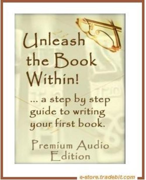Product picture Unleash The Book Within (MRR) - Becoming Respected Author