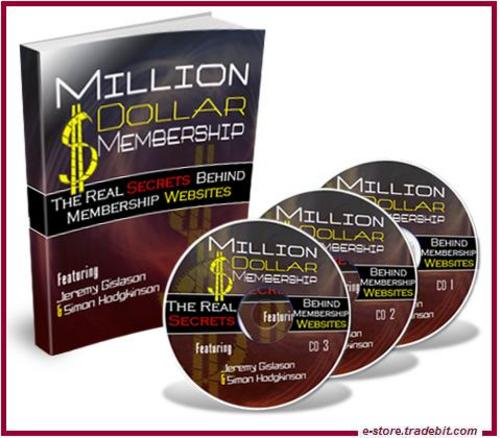 Product picture Million Dollar Memberships - Empire With Membership Websites