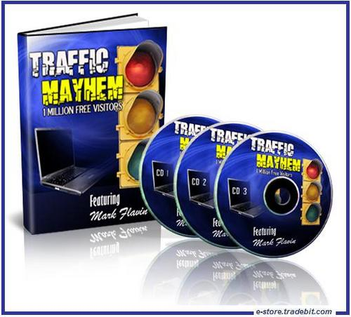 Product picture Traffic Mayhem