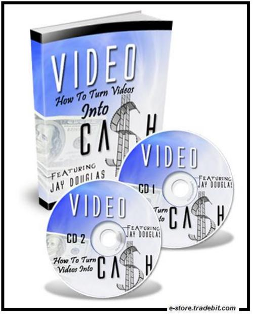 Product picture Turn Your Videos Into Cash